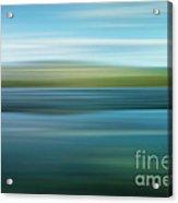 Twin Lakes Acrylic Print