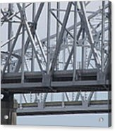 Twin Spans Acrylic Print