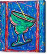 Twisted Margarita Acrylic Print
