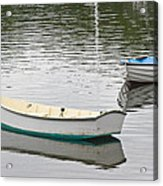 Two Boats 2 Acrylic Print
