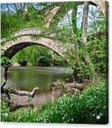 Two Bridges Acrylic Print
