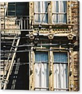 Two By Two San Francisco Acrylic Print