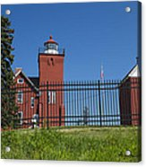 Two Harbors Mn Lighthouse 25 Acrylic Print
