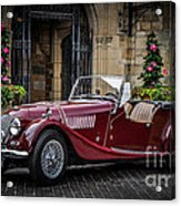 Two Seater Acrylic Print