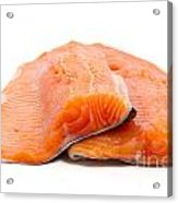 Two Trout Fillets Acrylic Print