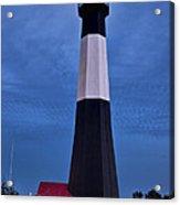 Tybee Island Evening Light Acrylic Print