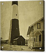 Tybee Island Light Station Acrylic Print