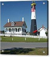 Tybee Island Lighthouse Ga Acrylic Print