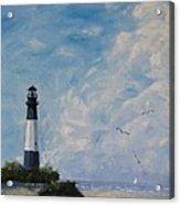 Tybee Light Acrylic Print