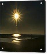 Tybee Sunrise Acrylic Print