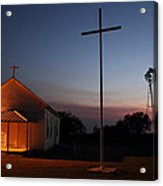 Tye Church 2am-104799 Acrylic Print
