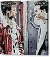 Tyler Durden Acrylic Print
