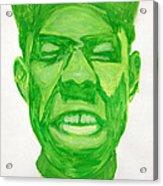 Tyler The Creator Acrylic Print