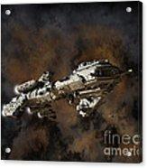 Typhon And Nebula Acrylic Print