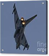 Typhoon Afterburner Acrylic Print