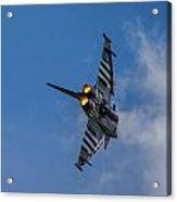 Typhoon Jet Acrylic Print