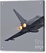 Typhoon Reheat Acrylic Print