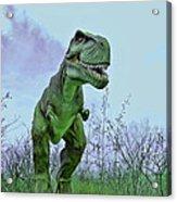 Tyrannosaurus Rex  T- Rex Acrylic Print