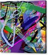Tzaddik 6e Acrylic Print