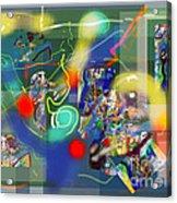 Tzadik 6 A Acrylic Print