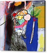 Tzadik 6d Acrylic Print