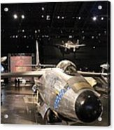 U S Air Force Museum Acrylic Print