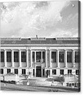 Uc Berkeley Doe Memorial Library Acrylic Print