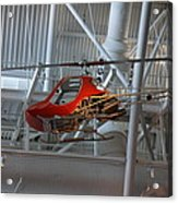 Udvar-hazy Center - Smithsonian National Air And Space Museum Annex - 1212101 Acrylic Print