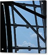 Udvar-hazy Center - Smithsonian National Air And Space Museum Annex - 1212103 Acrylic Print