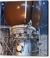 Udvar-hazy Center - Smithsonian National Air And Space Museum Annex - 121274 Acrylic Print by DC Photographer