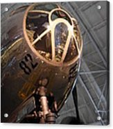 Udvar-hazy Center - Smithsonian National Air And Space Museum Annex - 121288 Acrylic Print