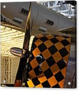 Udvar-hazy Center - Smithsonian National Air And Space Museum Annex - 121289 Acrylic Print