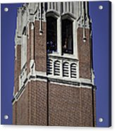 Uf Century Tower  Acrylic Print