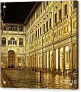 Uffizi Gallery Florence Italy Acrylic Print