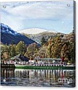 Ullswater Pleasure Ship Acrylic Print