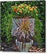 Ultimate Flower Pot 2 Acrylic Print