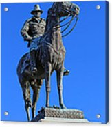 Ulysses S. Grant Guards The United States Capitol Acrylic Print