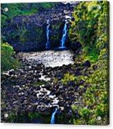 Umauma Falls I Acrylic Print