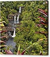 Umauma Falls Acrylic Print