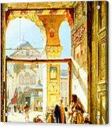 Umayyad Mosque Acrylic Print