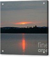 Umbagog Reflections Acrylic Print