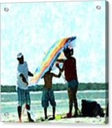 Umbrella Fix IIi Acrylic Print
