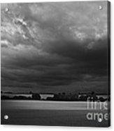 Under Dark Sky Acrylic Print