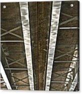 Under Overpass Acrylic Print