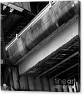 Under Structure 1 Acrylic Print