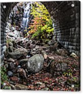 Under The Road Acrylic Print