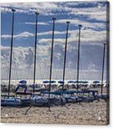 Under The Sun Acrylic Print