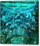 Underwater Beautiful Creation Acrylic Print