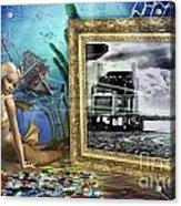 Underwater Heaven Acrylic Print
