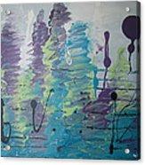 Underwater Symphony Acrylic Print